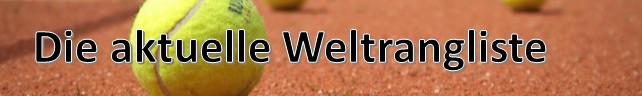 ATP Weltrangliste